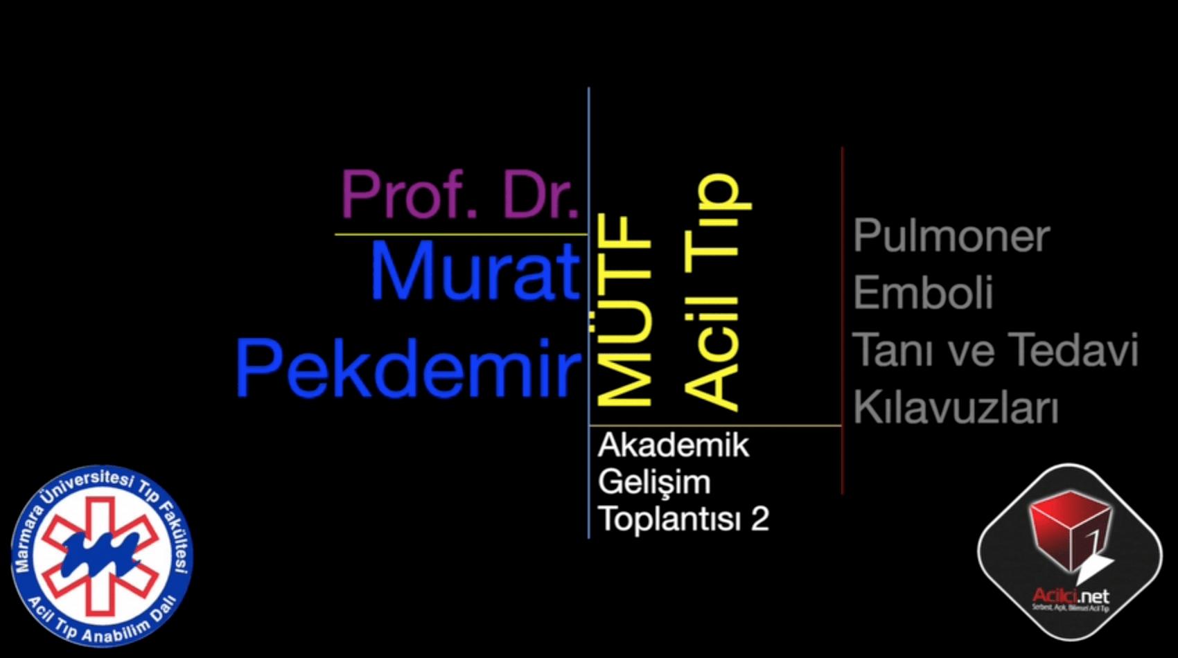 Photo of Pulmoner Emboli Tanı ve Tedavi Kılavuzları