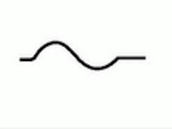 V1'deki Normal P Dalgası