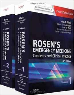Photo of Kitap Klübü: Rosen's Emergency Medicine 8. Baskı