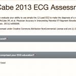 McCabe EKG test