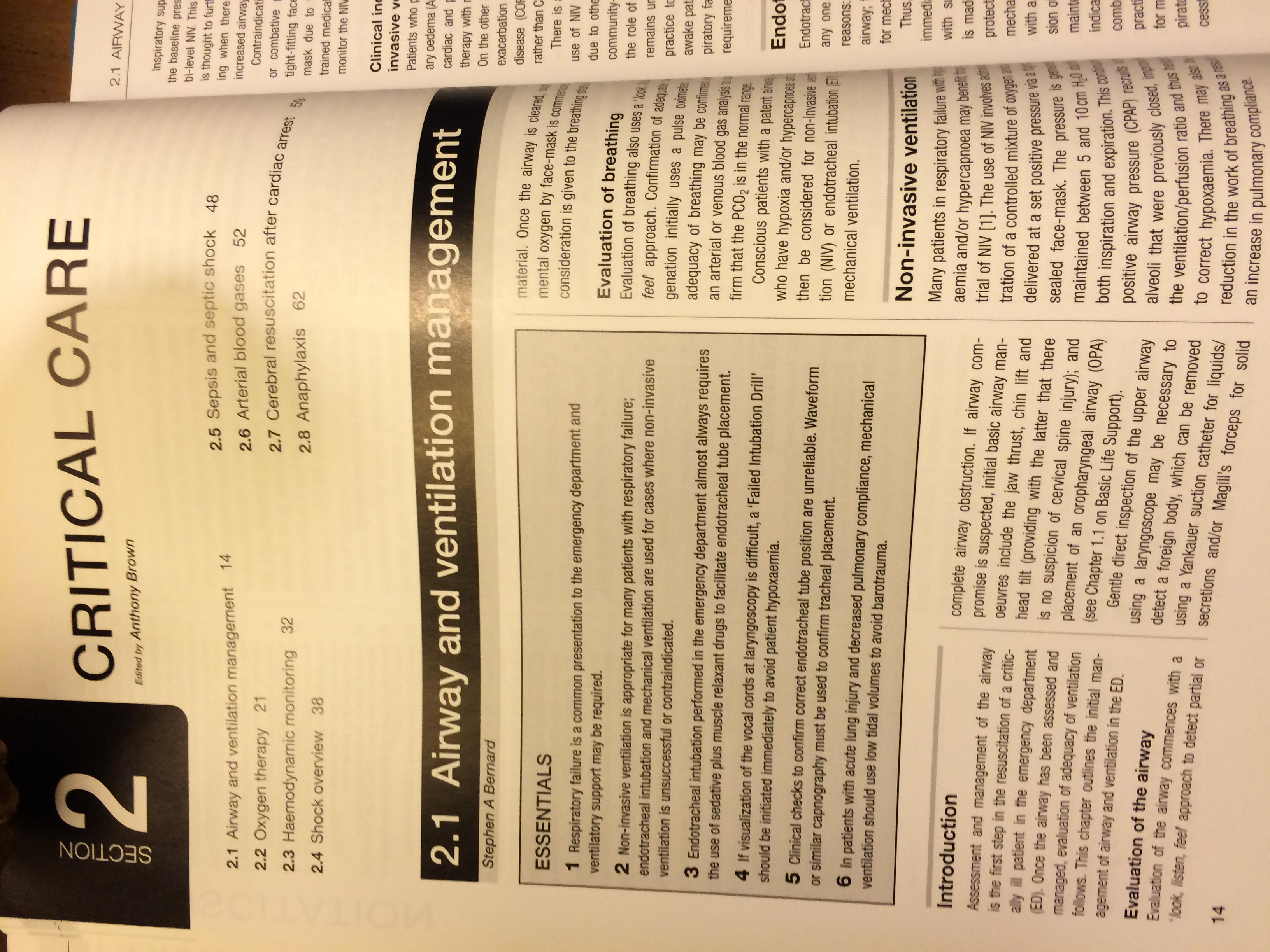 medicine Adult textbook emergency