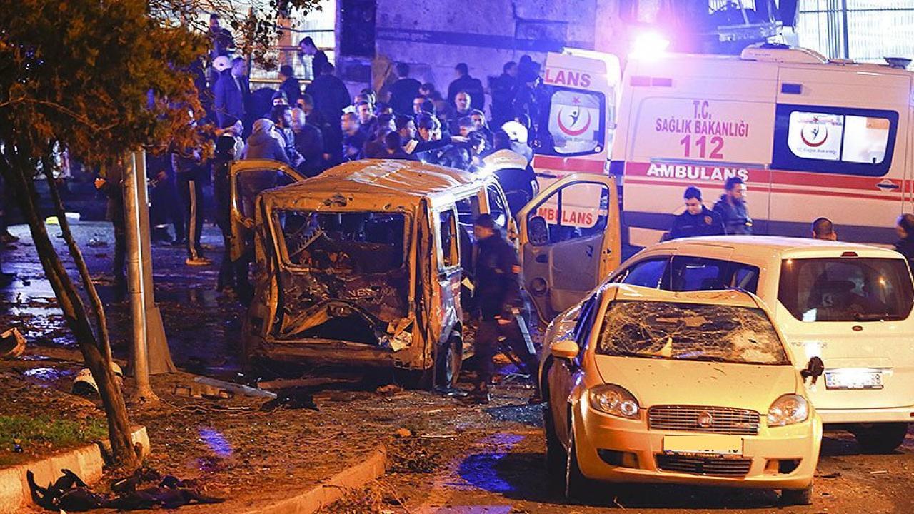 Photo of Bombalı Terör : Patlama Alanı Tıbbi Yönetimi