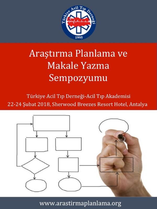 Photo of Araştırma Planlama ve Makale Yazma Sempozyumu