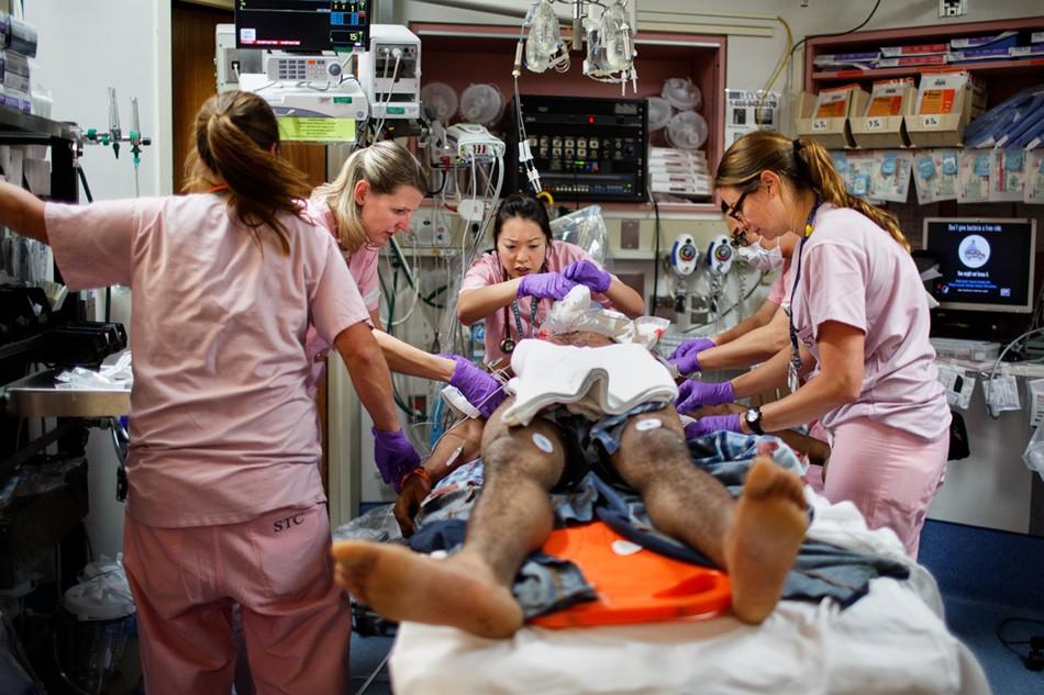 Photo of Travmatik Şoktaki Hastaya Akılcı Yaklaşım