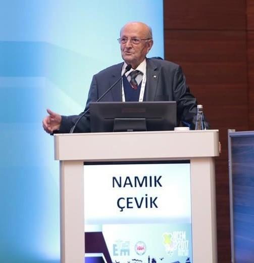 Photo of Türkiye'de Acil Tıp Uzmanlık Eğitimini Başlatan Prof. Dr. Namık Çevik'in Anısına