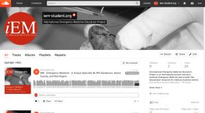 iEM soundcloud