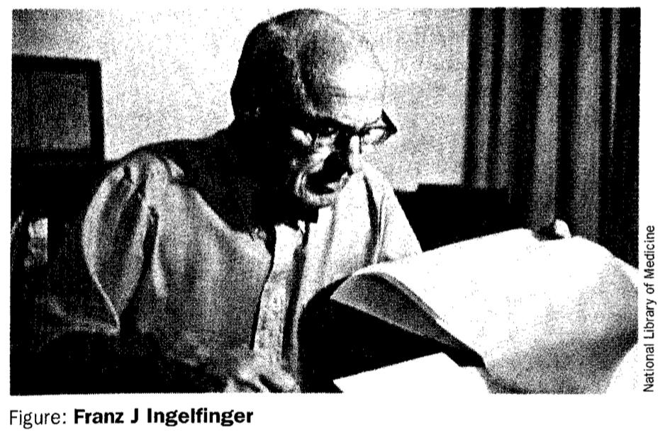 Franz Ingelfinger