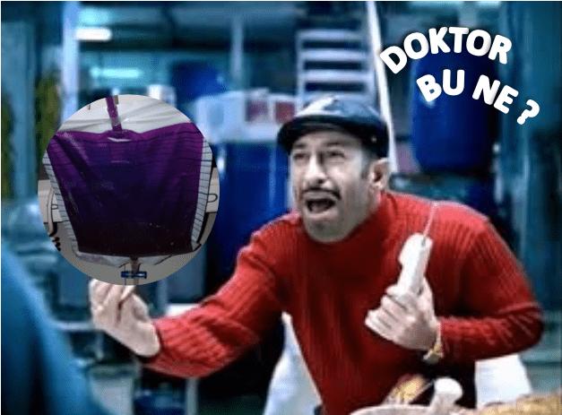 Photo of Mor İdrar Torbası Sendromu